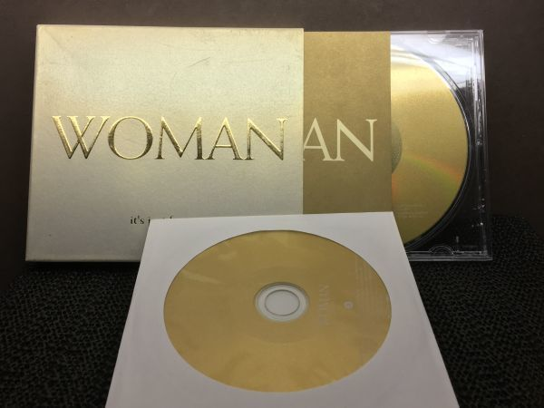 WOMAN it`s just for you 2CD_画像2