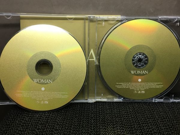 WOMAN it`s just for you 2CD_画像4