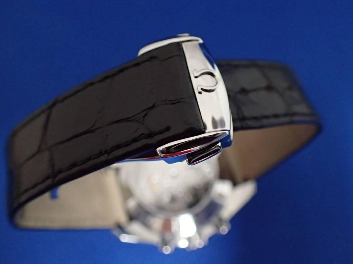 【送料無料】オメガ スピードマスター ブロードアロー 321.13.44.50.01.001 ブラック コーアクシャル メンズ 時計 _画像4