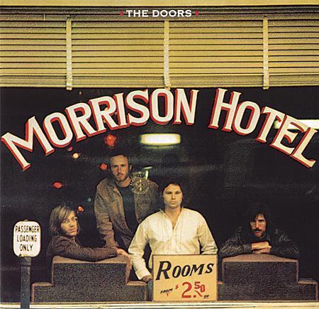 ハイブリッドSACD ドアーズ/THE DOORS - MORRISON HOTEL モリソンホテル Analogue Productions盤 アナログプロダクションズ 新品 送料無料_画像1