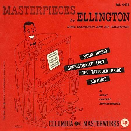ハイブリッドSACD デューク・エリントン/DUKE ELLINGTON - MASTERPIECES Analogue Productions盤 アナログプロダクションズ 新品 送料無料_画像1