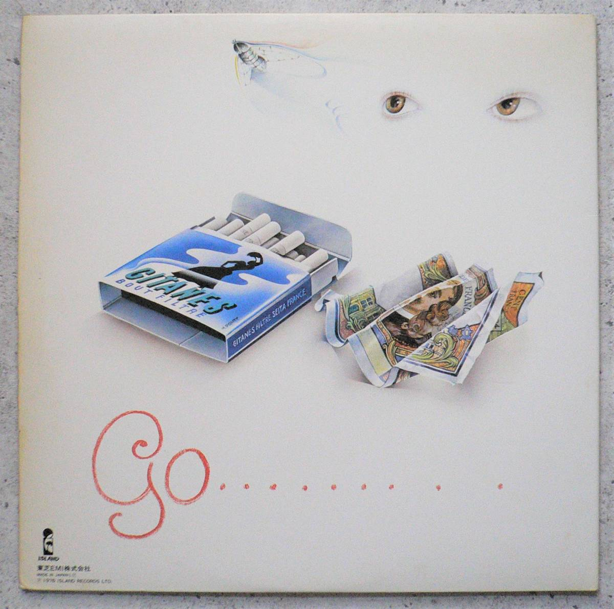 STOMU YAMASITA<GO LIVE FROM PARIS>2枚組 LP_画像5
