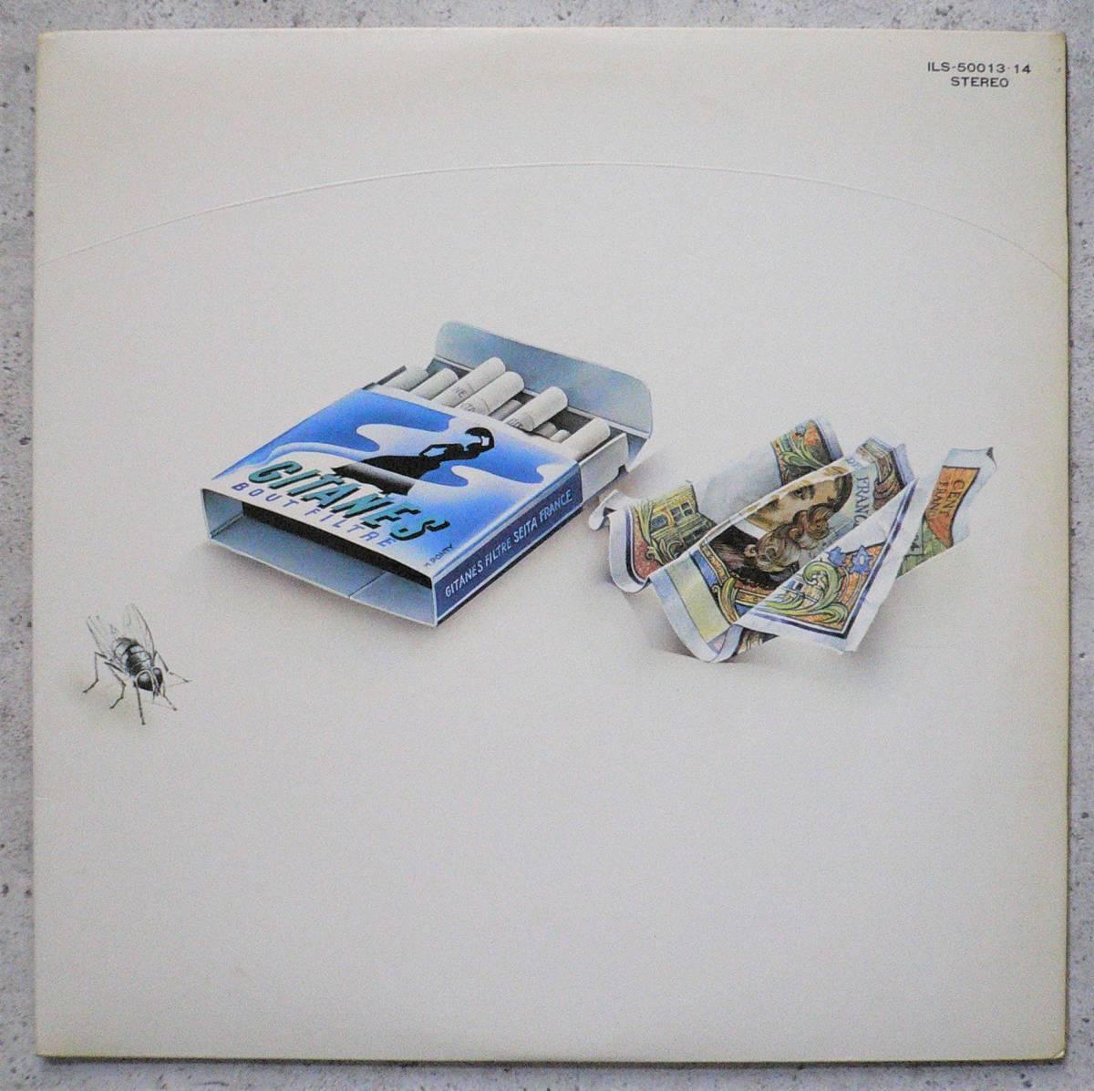 STOMU YAMASITA<GO LIVE FROM PARIS>2枚組 LP_画像1