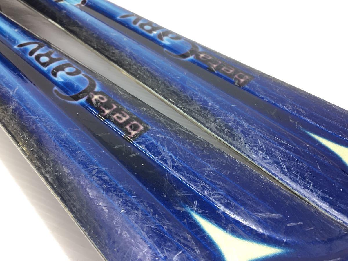 S10161 ATOMIC アトミック BETA CARV 9.18 170cm + アトミック DEVICE310 270-360mm 3-10 スライド式 スキー 板 中古_画像8
