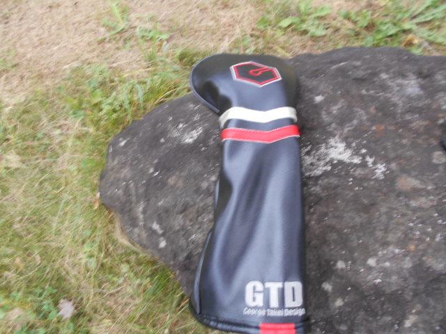 GTD 455 plus ディアマナX 50S ヘッドカバー有り 送料込_画像6