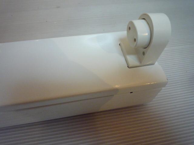 笠なし型照明器具 20W形 60Hz FA11032Z 1灯式 63㎝ 蛍光灯照明器具 ラビット式 National ナショナル Panasonic パナソニック _画像5