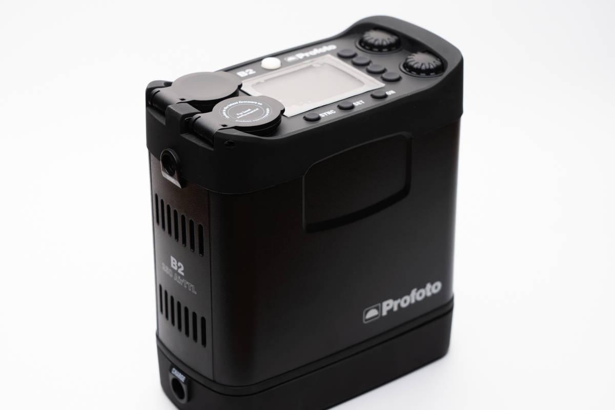 小型軽量でロケーション撮影をより簡単により迅速に。Profoto (プロフォト) B2 250 AirTTL to-go kit1灯キット[美品]_画像6