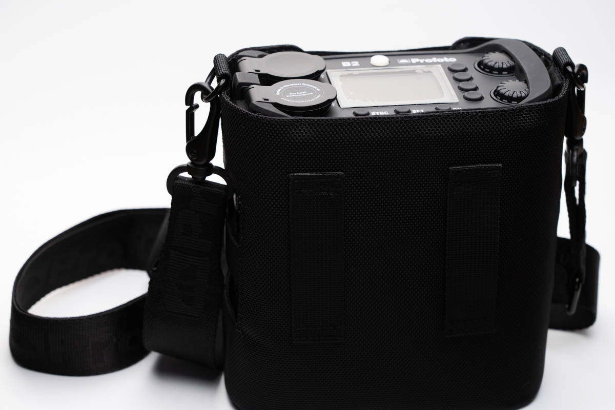 小型軽量でロケーション撮影をより簡単により迅速に。Profoto (プロフォト) B2 250 AirTTL to-go kit1灯キット[美品]_画像4