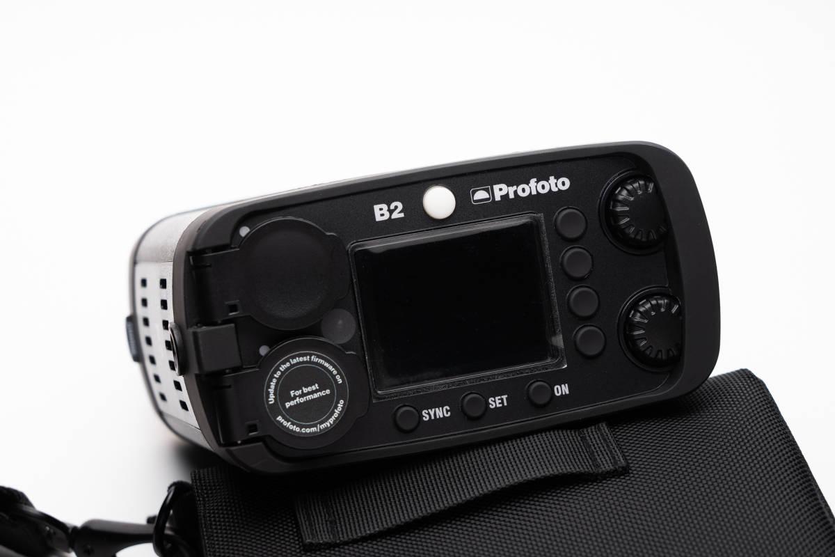 小型軽量でロケーション撮影をより簡単により迅速に。Profoto (プロフォト) B2 250 AirTTL to-go kit1灯キット[美品]_画像7