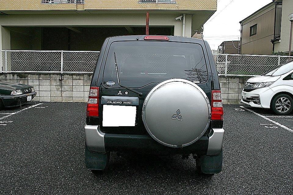 ■5万円から売切ます■16年パジェロミニVR(ターボ)■2WD■タイミングベルト交換済み■_画像5