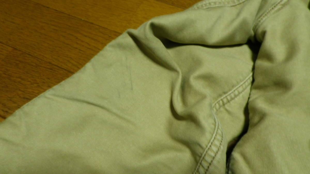 BLUE BLUE / ブルーブルー ジャーマンクロス デッキジャケット 2 M ベージュ_画像6