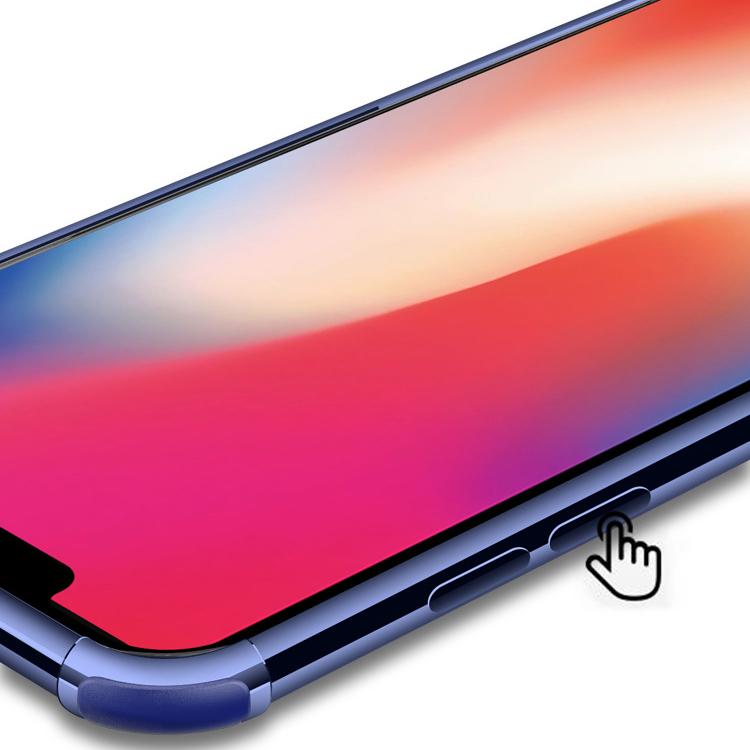 ピンクiPhoneXRソフトクリアケース TPU TPE耐衝撃 防塵 指紋防止 透明 ワイヤレス充電対応 軽量 薄型 一体型3_画像5