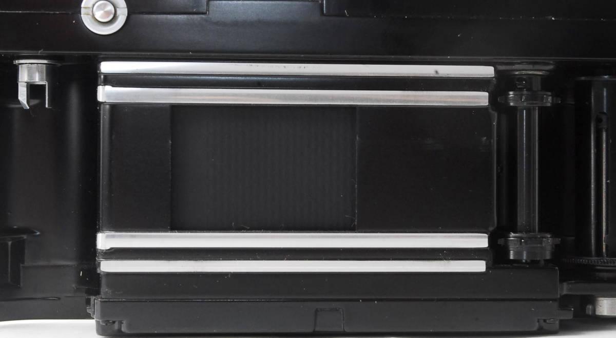 ★美品★ NIKON ニコン F アイレベル ブラックボディ フィルム一眼レフカメラ + NIKKOR-S Auto 1:1.4 f=50mm 単焦点レンズ #01712