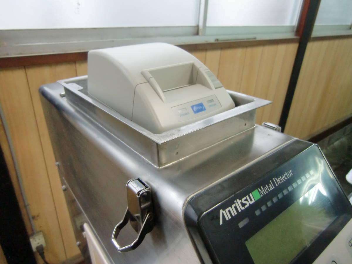 アンリツ Anritsu 金属検出機 金属探知機 Metal Detector 取扱説明書付き_画像2
