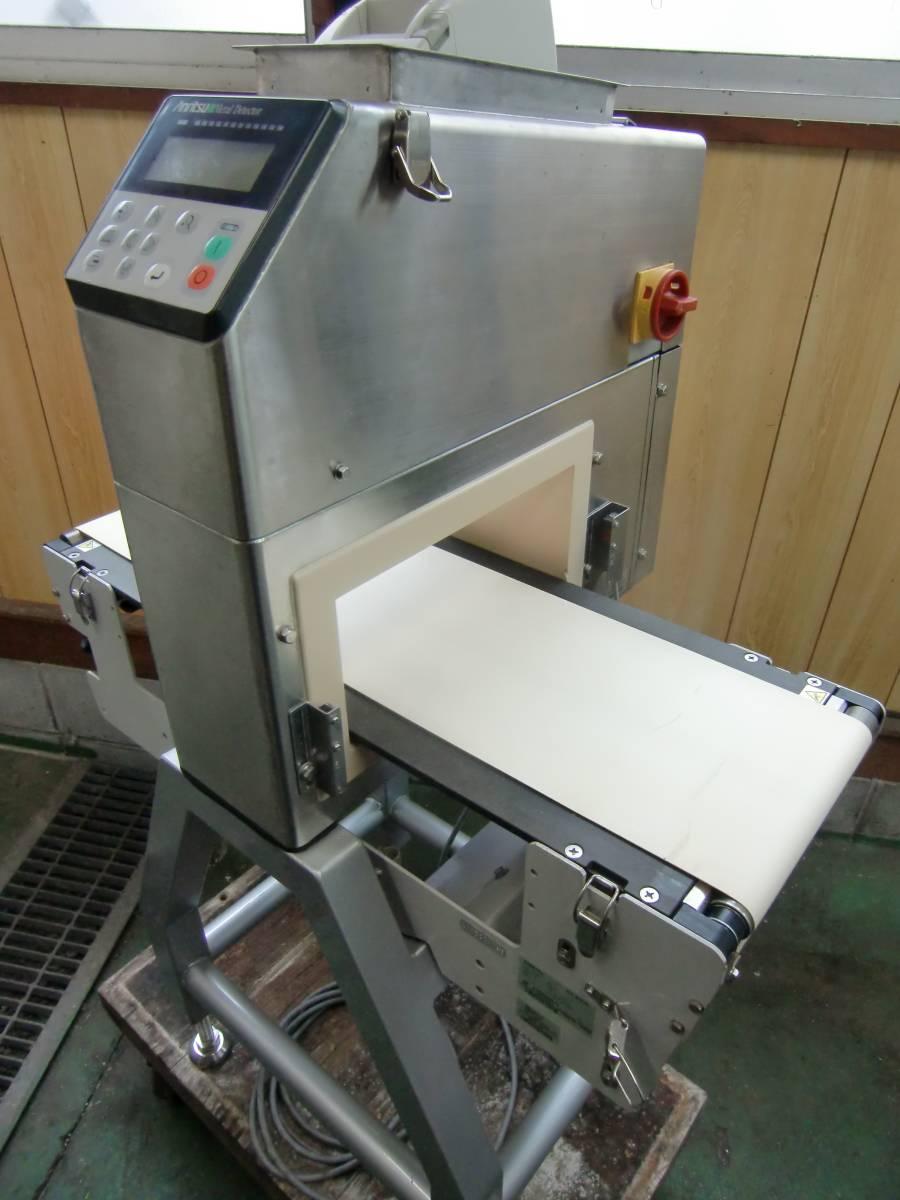 アンリツ Anritsu 金属検出機 金属探知機 Metal Detector 取扱説明書付き