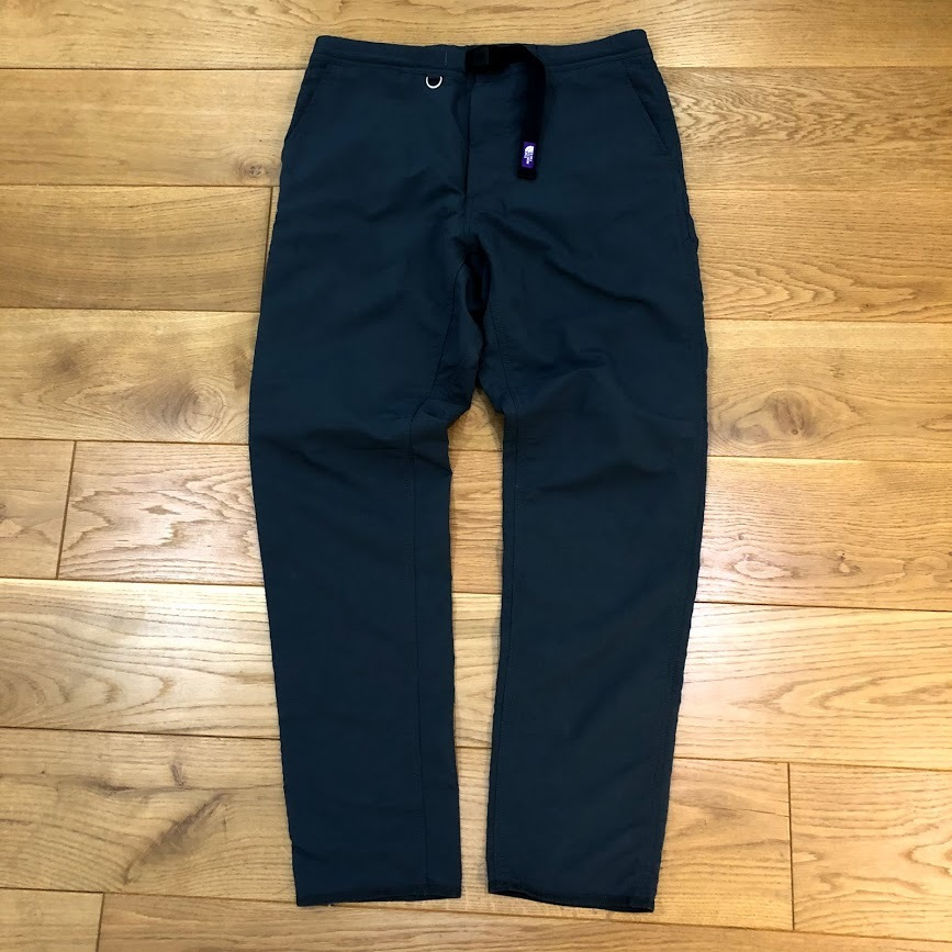 ノースフェイス パープルレーベル nanamica ナナミカ NT5604N THE NORTH FACE PURPLE LABEL ALRHA DRY FIELD PANTS~ size 32