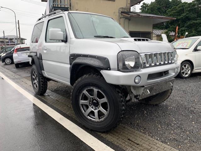 「マツダ AZオフロード 24年式 3.8万キロ AT 4WD 1円~売り切り」の画像1