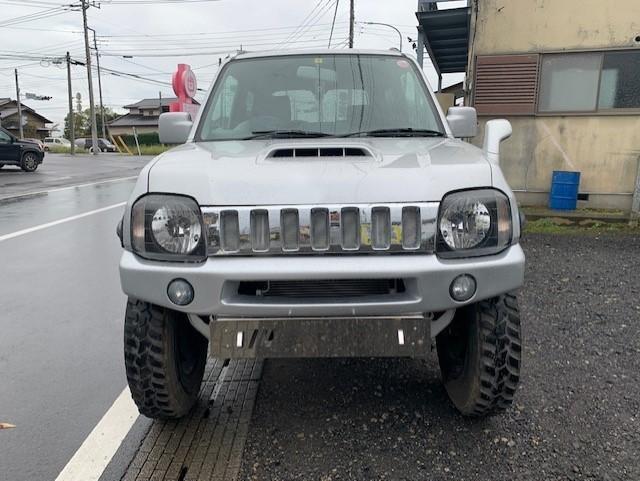 「マツダ AZオフロード 24年式 3.8万キロ AT 4WD 1円~売り切り」の画像3