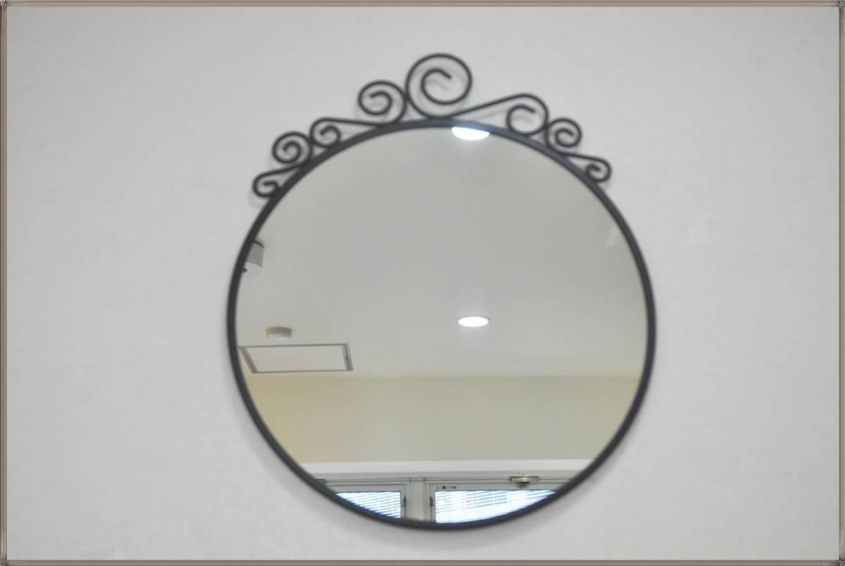 IKEA壁掛けミラーEbba Strandmark 100%無鉛コーティング鏡 EKNEデザイナー飛散防止フィルム貼り鏡イケア 新品・未使用_画像5