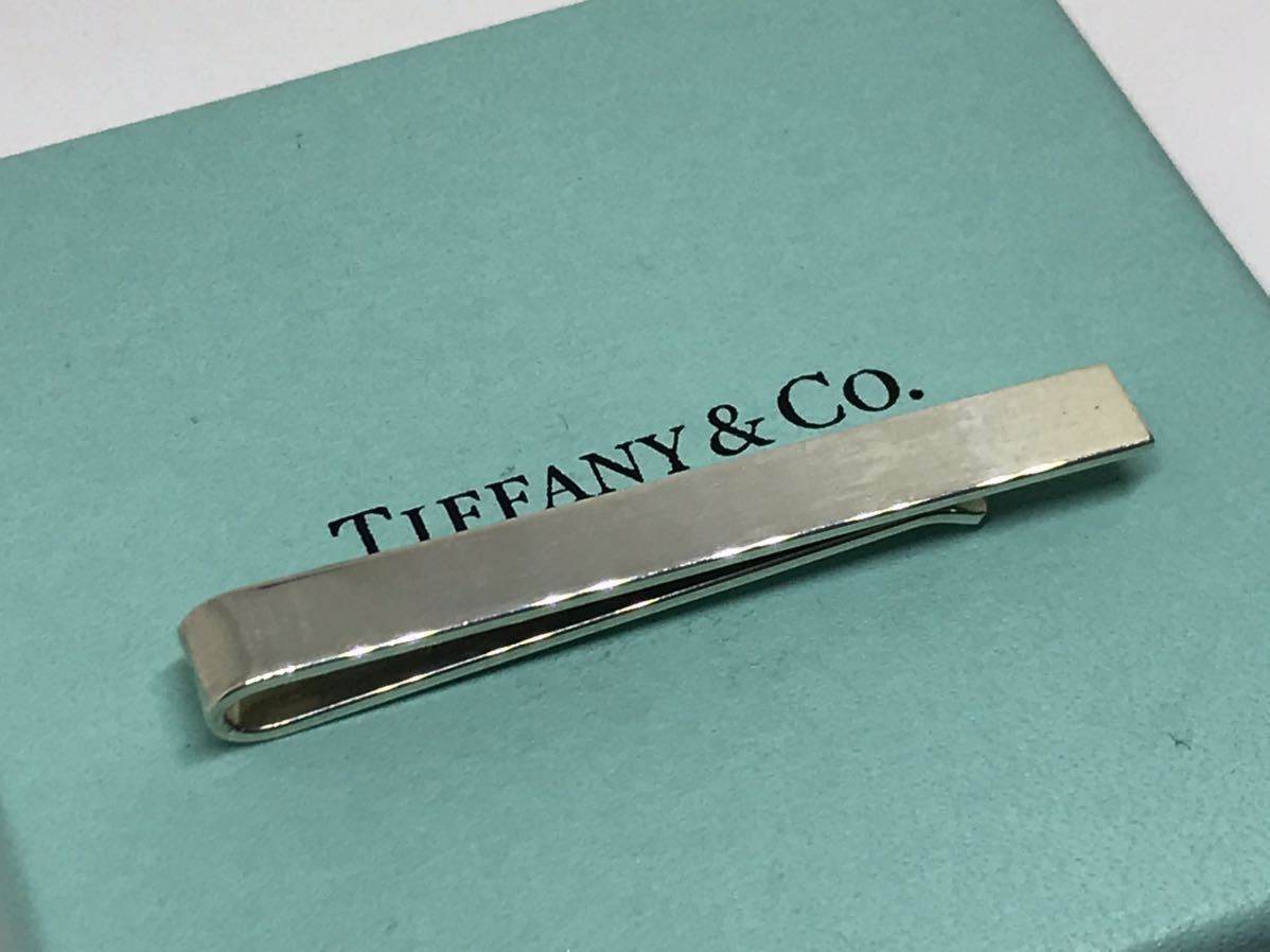 ティファニー 925 ネクタイピン タイピン タイバー T&CO