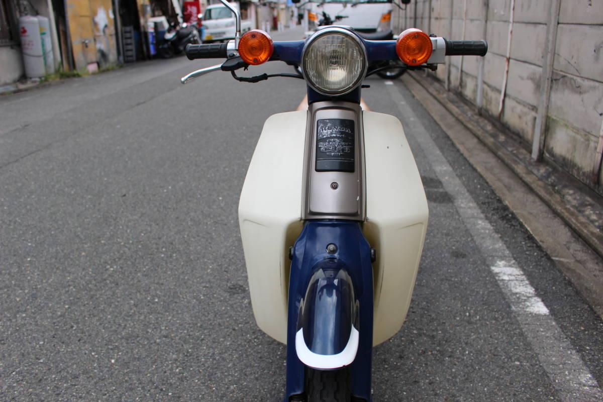 大阪~整備済み スーパーカブ改 88cc カブラ仕様!!エンジン好調 即決有り お引き取り、全国陸送、フェリー発送OK!!_画像3