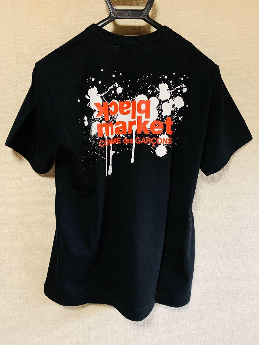 ブラックマーケットコムデギャルソン blackmarket COMME des GARCONS ミニーマウス 半袖Tシャツ M ブラックマーケット コムデギャルソン_画像5