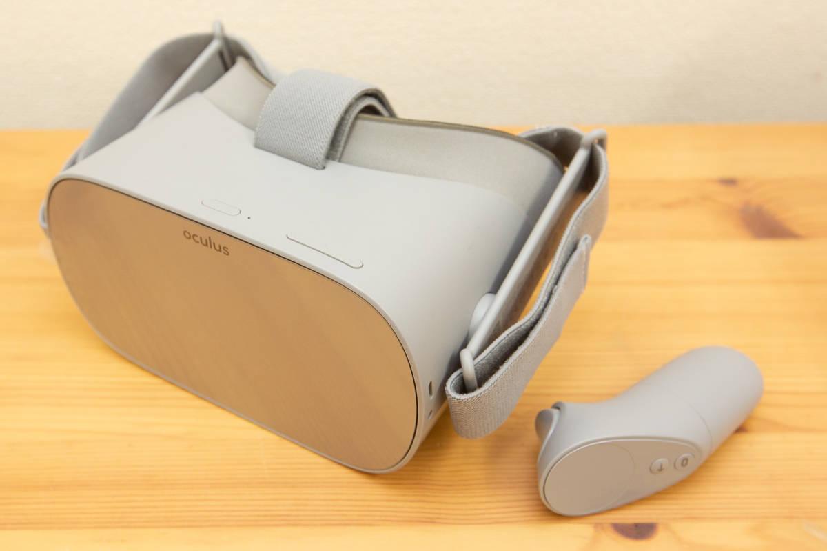 【中古美品】VR HMD・Oculus Go(32GB)