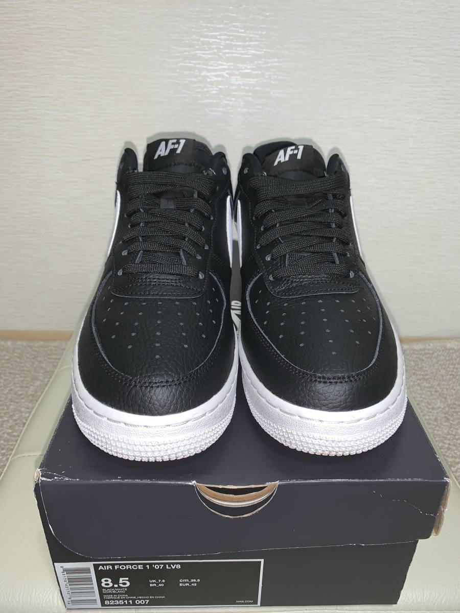 美中古 NIKE AIR FORCE 1 07' Lv8 26.5cm_画像3