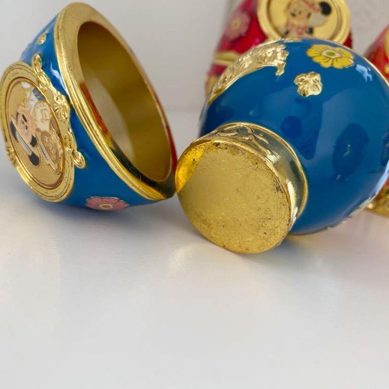 非売品 ディズニー ミラコスタ ピックケース ミッキー ミニー シェリーメイ 5個セット