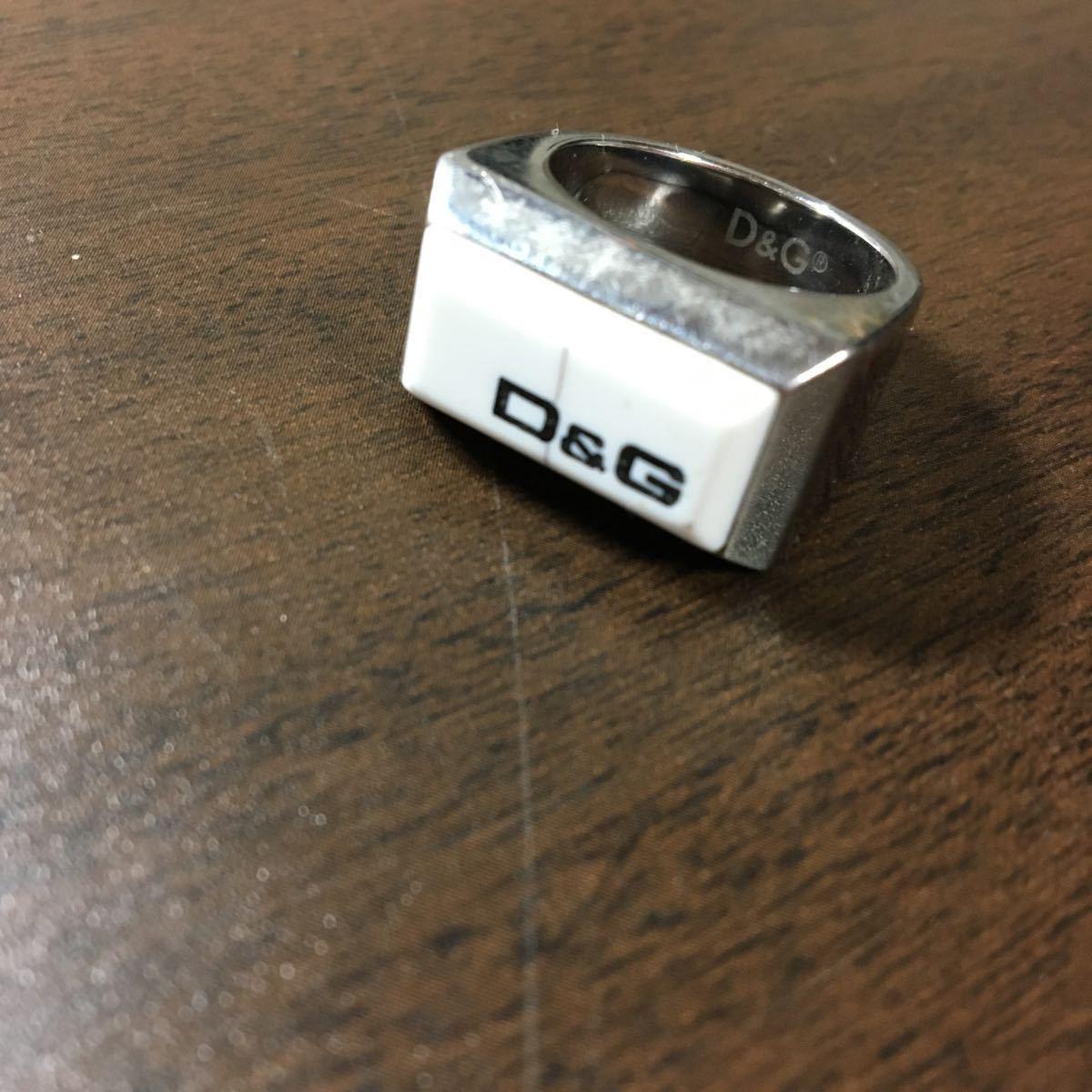 D&G DOLCE&GABBANA ドルチェ&ガッバーナ 指輪