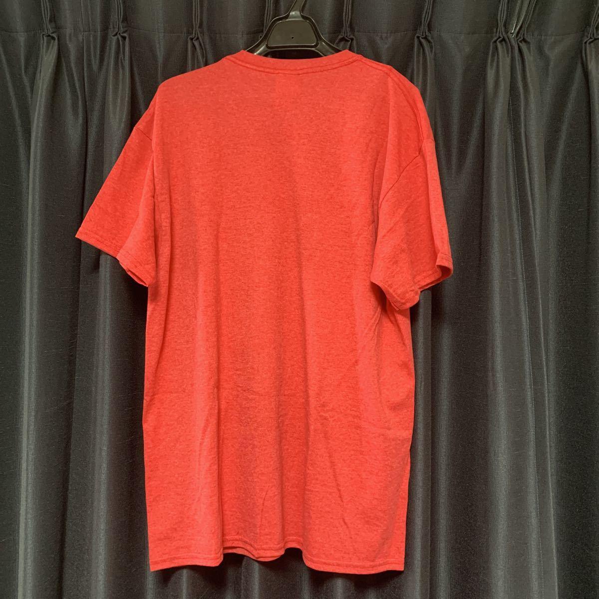 ポンテアック ビンテージ風 Tシャツ Lサイズ トランザム ファイヤーバード GTO アメ車 マッスルカー 直輸入_画像2