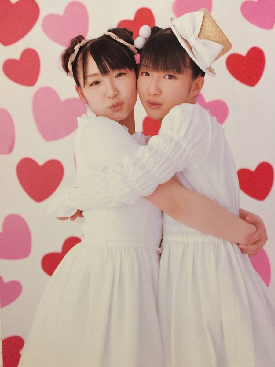 古本 帯なし 写真集 辻加護 辻希美 加護亜依 撮影:Shigeru Toyama モーニング娘。 制服 送料¥188~_画像6