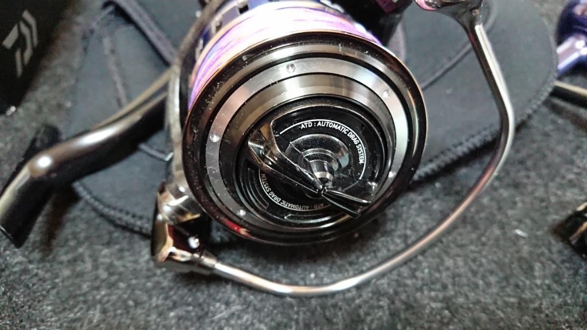 ダイワ ソルティガ 4500H MCワークス カーペンター ローカルスタンダード CB-ONE_画像2