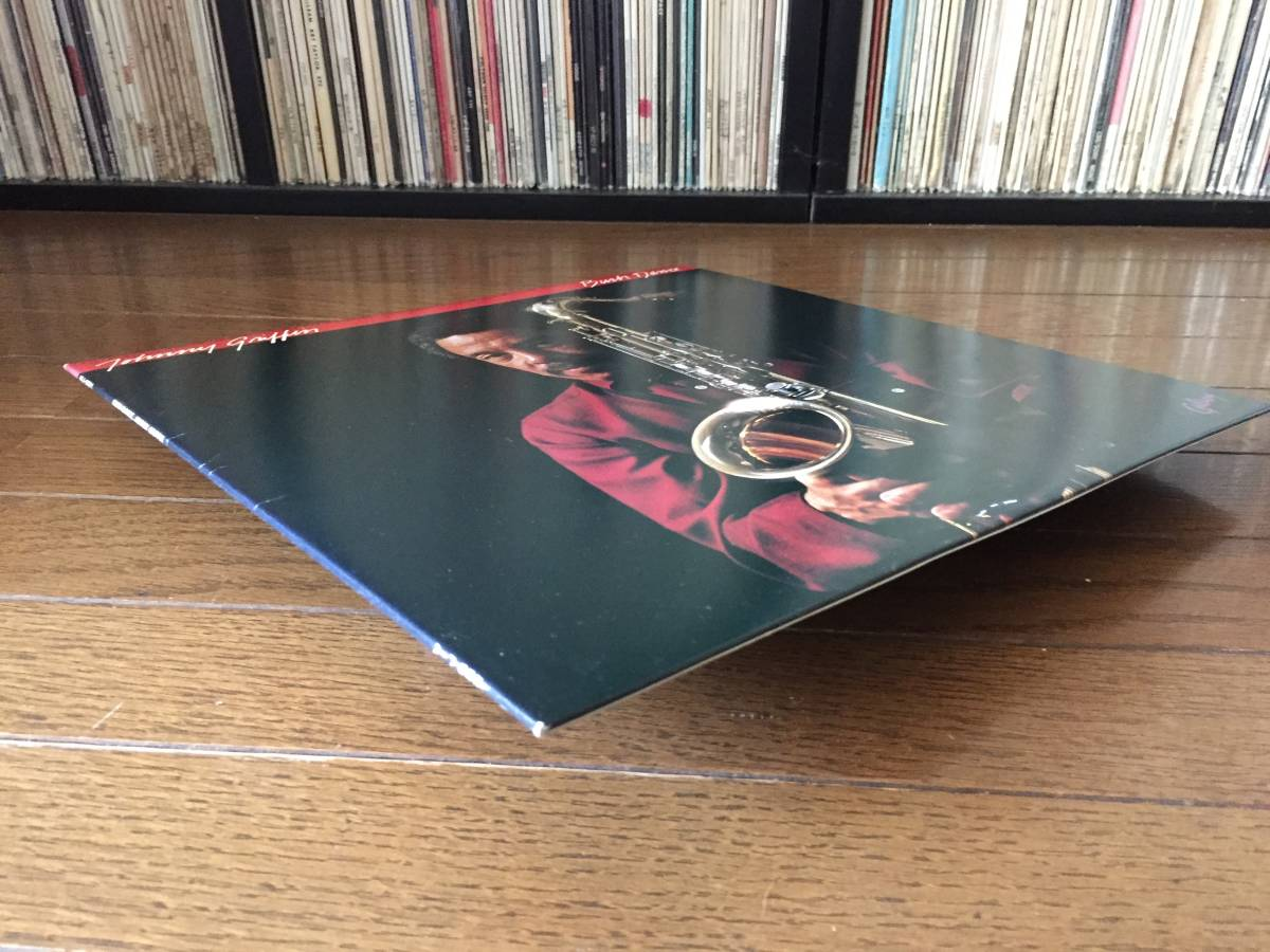 Johnny Griffin / Bush Dance / Cedar Walton Sam Jones Albert Heath etc.. / 1979 Galaxy Records ビクター国内盤LP!美盤! 即決_画像8