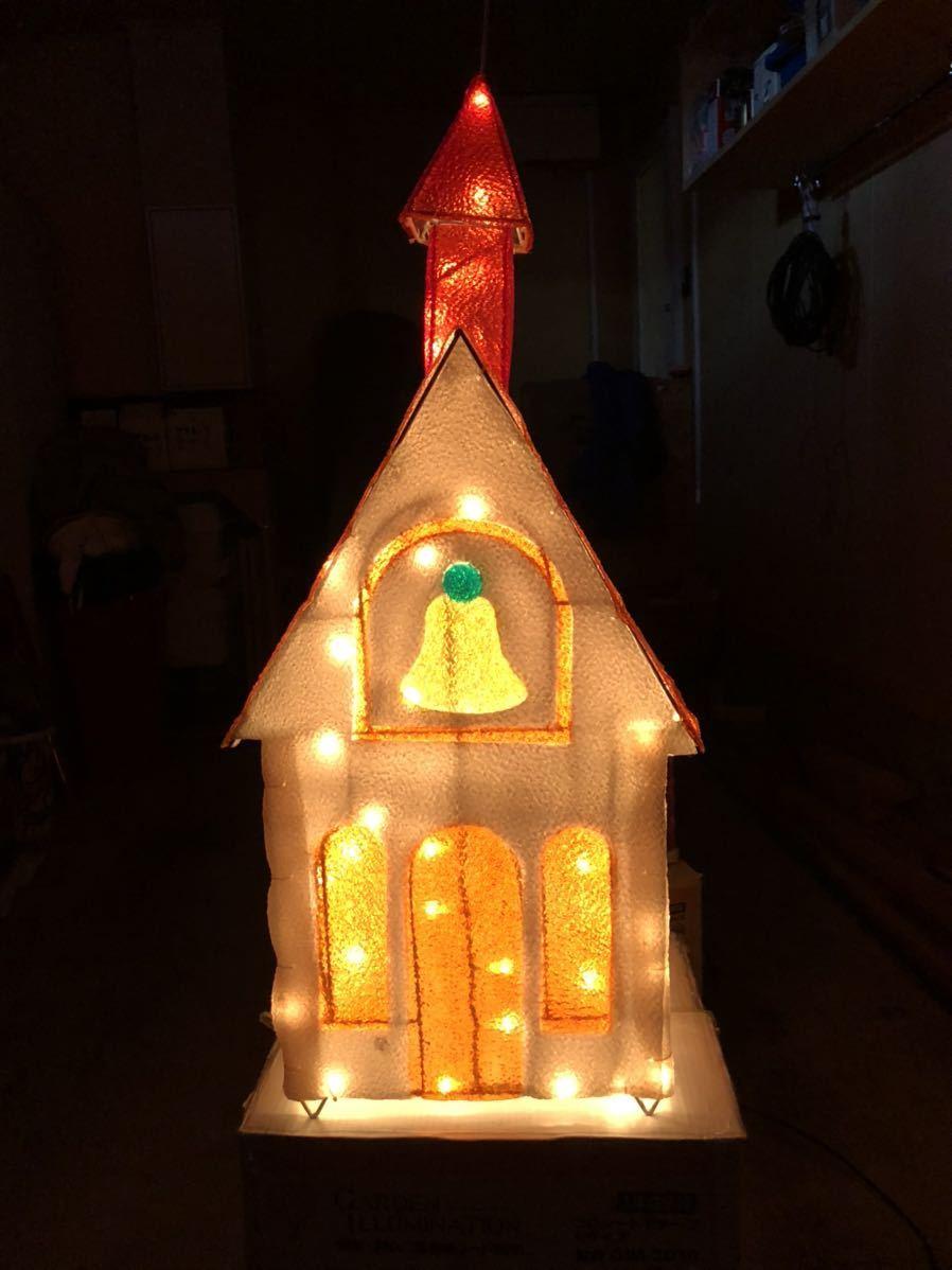 クリスマスイルミネーション 教会_画像2
