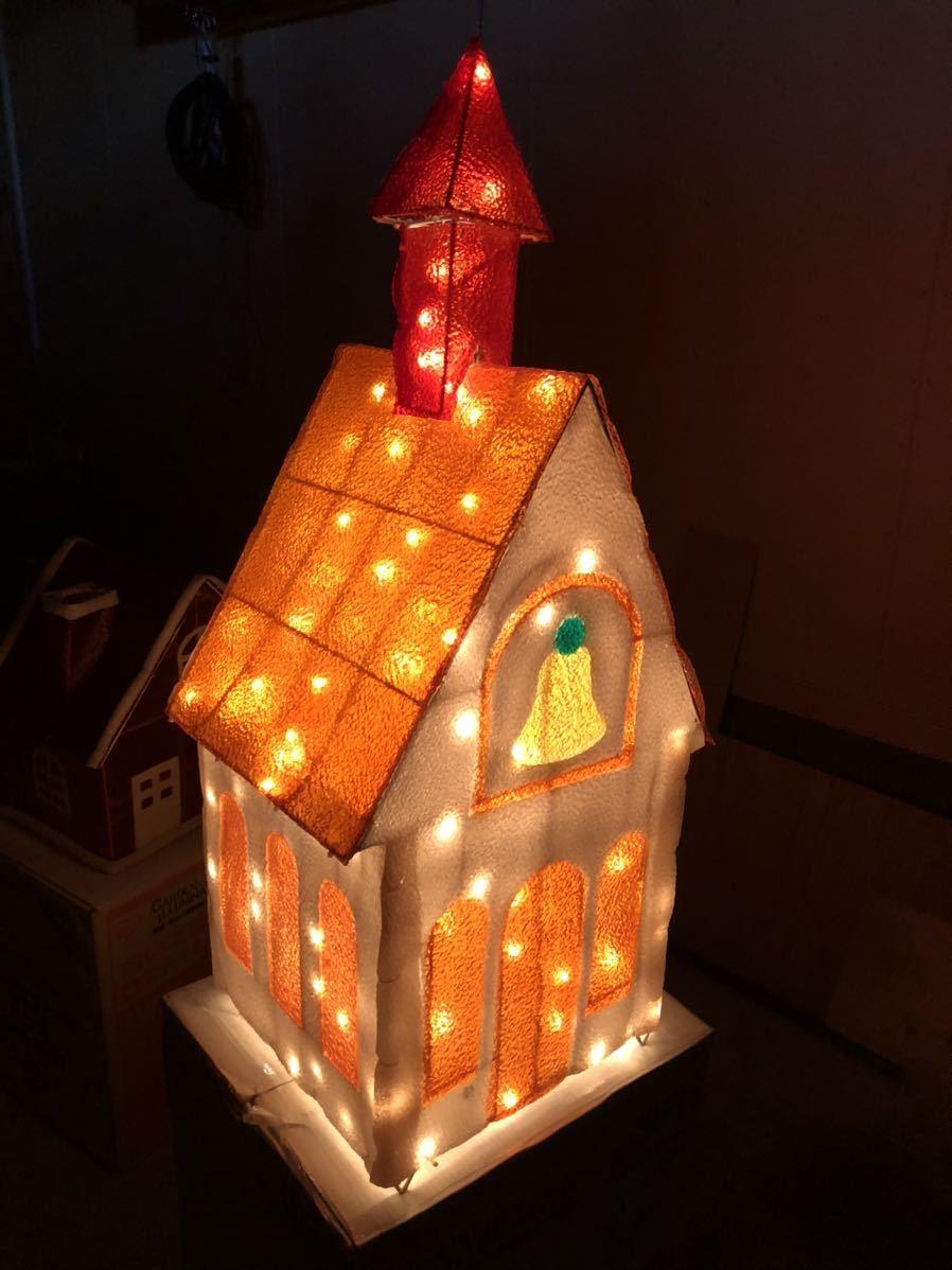 クリスマスイルミネーション 教会