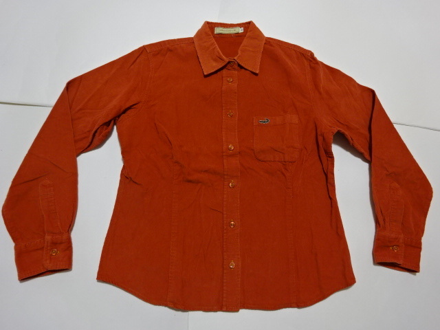 ●CROCODILE クロコダイル 長袖シャツ M ●1012●