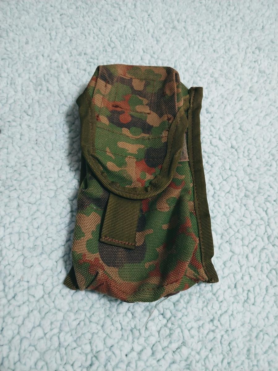 マガジンポーチ 陸上自衛隊 迷彩 歩兵連隊 M4 サバゲー 89式_画像1