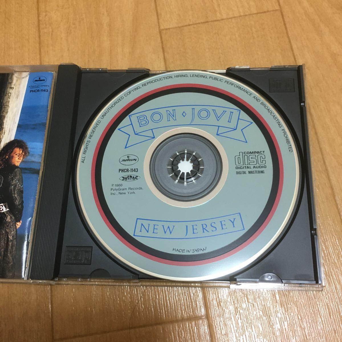 ボンジョビィ/ NEW JERSY