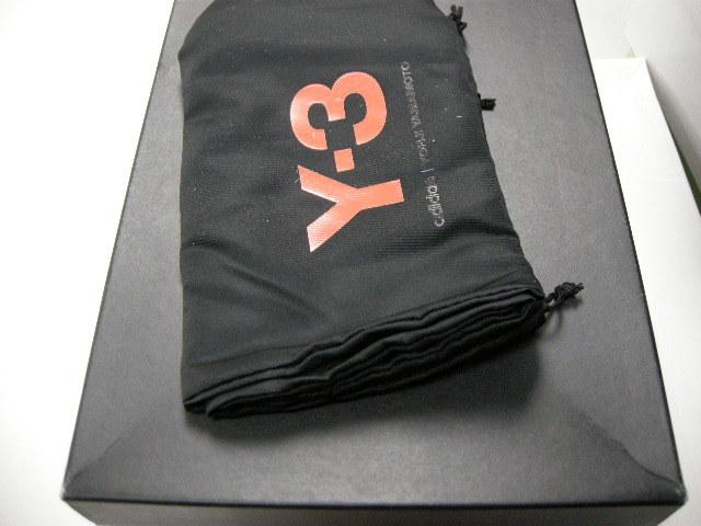 新品■サイズXL (28cm)■Y-3 ワイスリーEKIKAエキカ シューズ/スニーカー/ブラック/ADIDAS/アディダス/ヨウジヤマモト/YOHJI YAMAMOTO/Y's_画像7