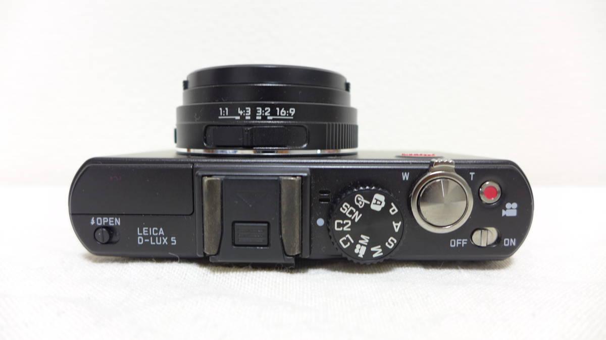 ライカ Leica D-Lux 5 元箱付き_画像2
