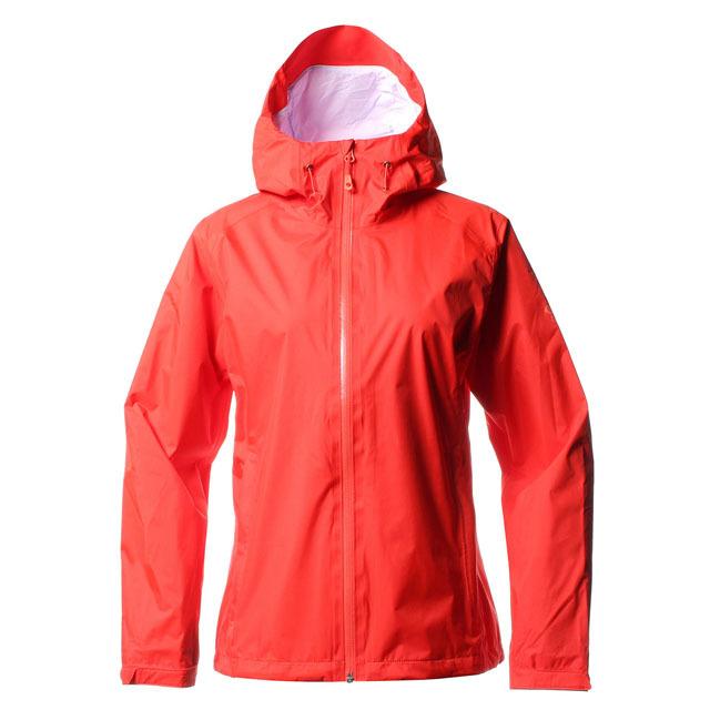 【新品】マウンテンハードウェア レディース Mサイズ ファインダージャケット US-Sサイズ ファイライレッド OL6722 Mountain Hardwear