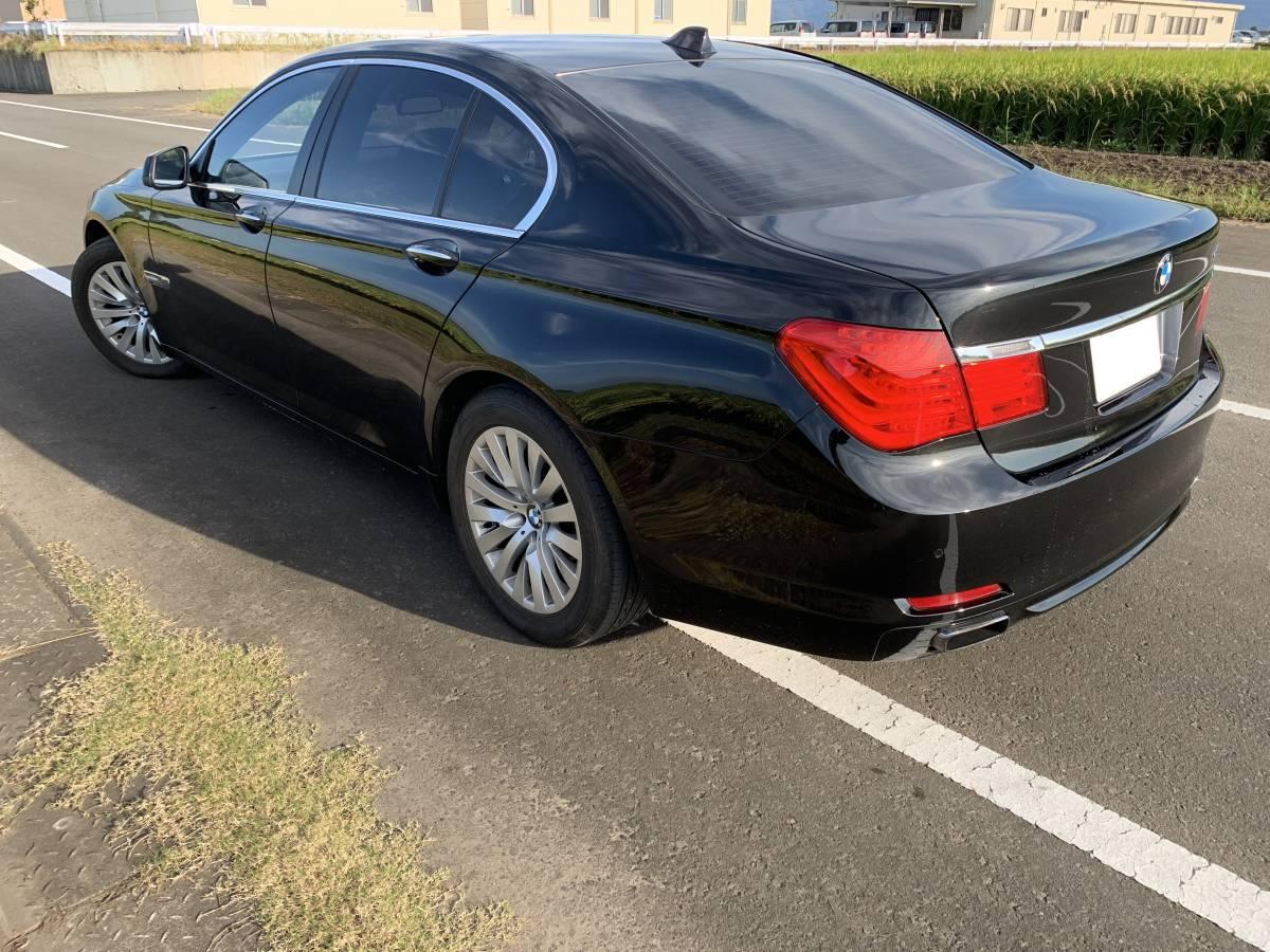 「個人出品 BMW 7シリーズ 750i コンフォートパッケージ 2009年式 車検令和3年3月 約88,000㎞」の画像2