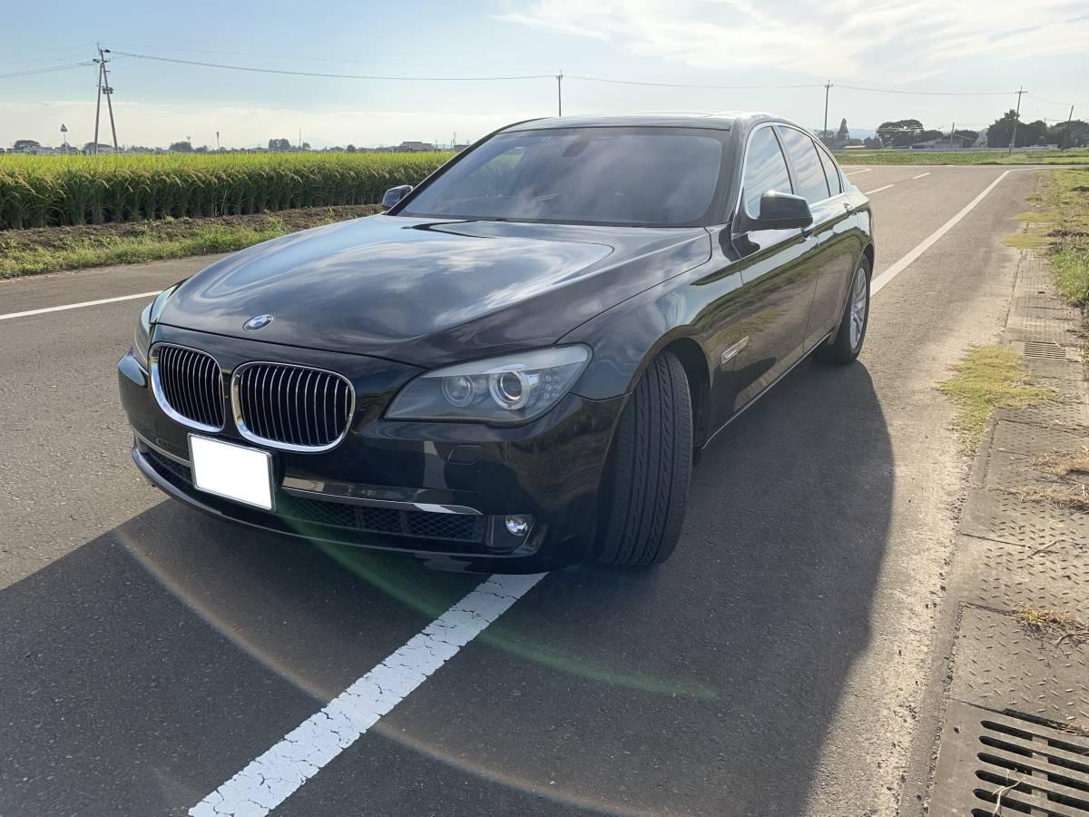 「個人出品 BMW 7シリーズ 750i コンフォートパッケージ 2009年式 車検令和3年3月 約88,000㎞」の画像3