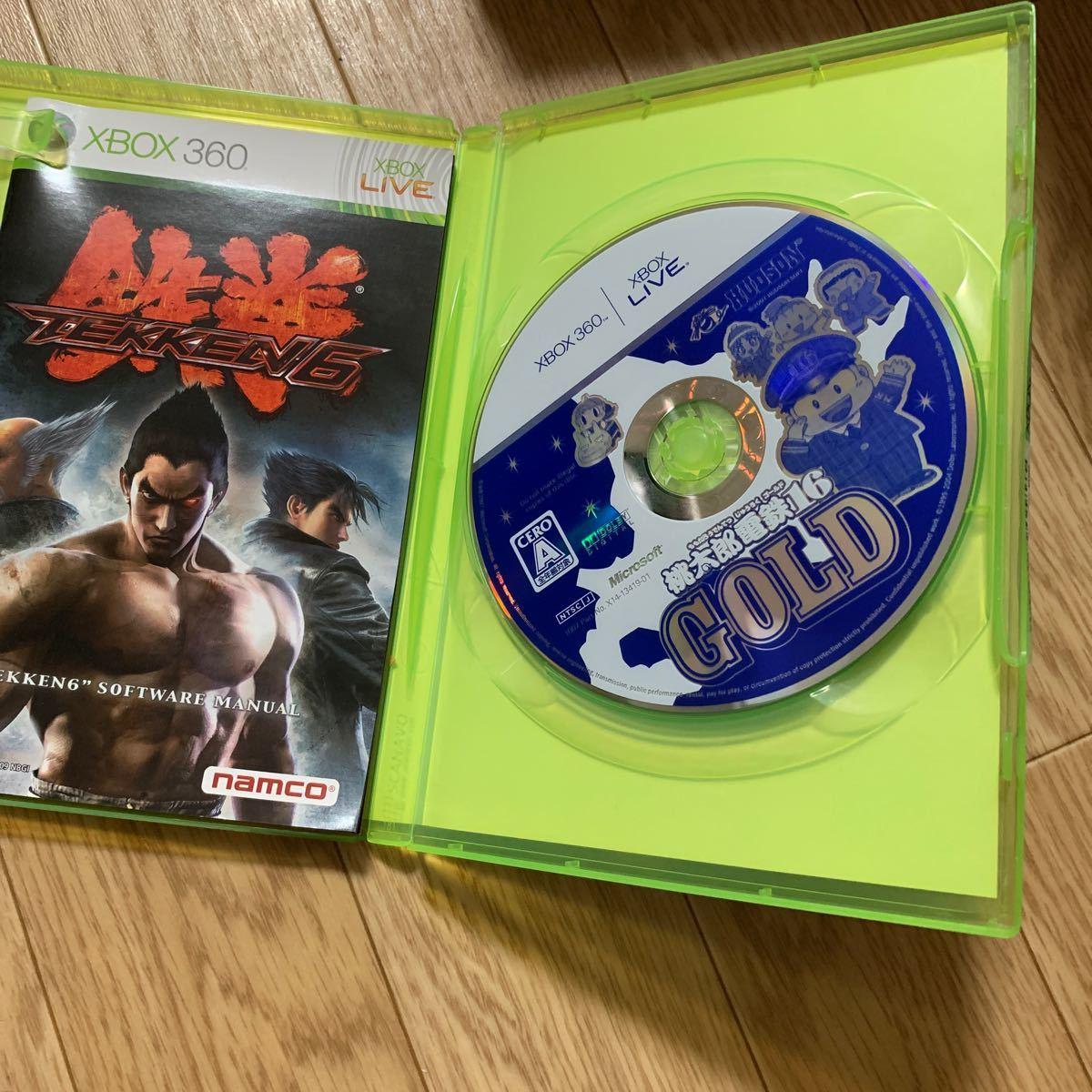 【Xbox360】 鉄拳6 (通常版)