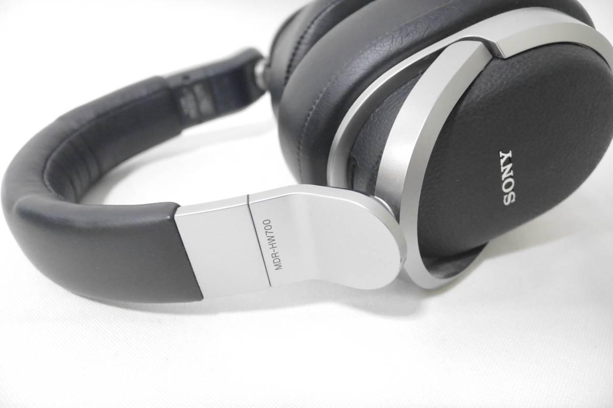 ソニー SONY 9.1ch デジタルサラウンドヘッドホンシステム 密閉型 MDR-HW700DS_画像3
