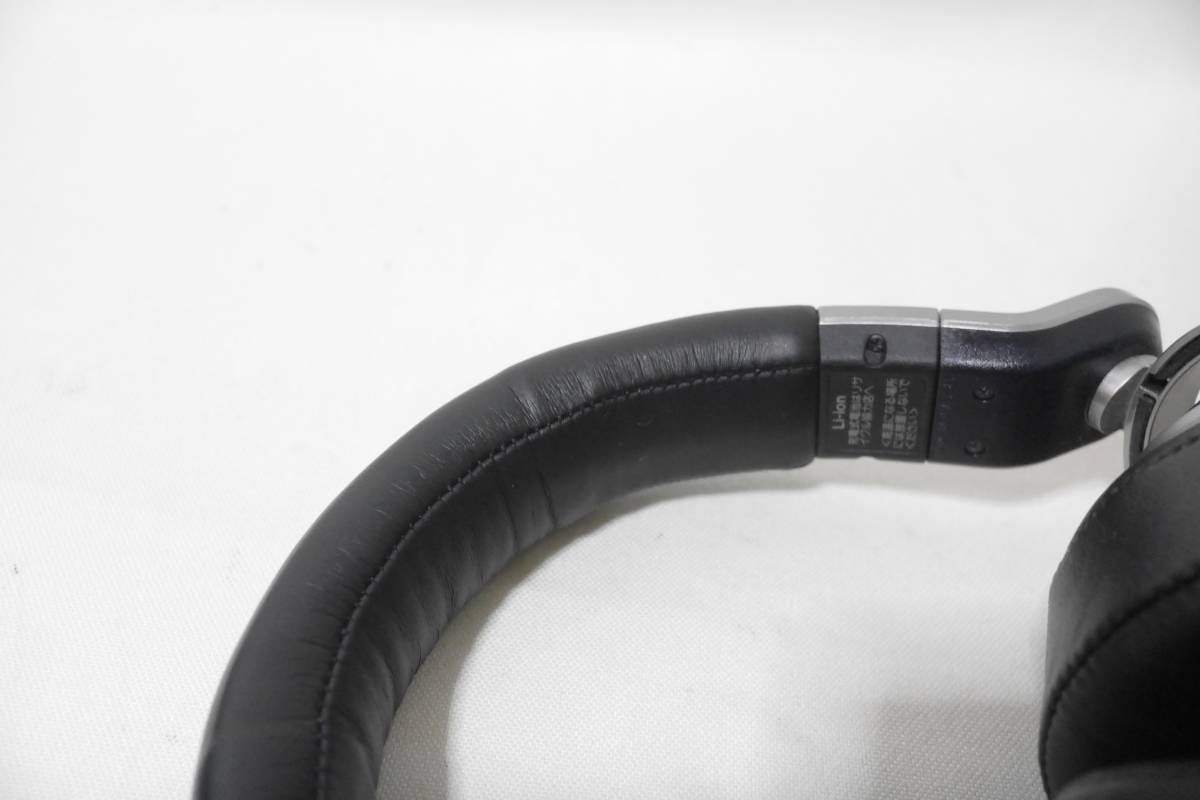 ソニー SONY 9.1ch デジタルサラウンドヘッドホンシステム 密閉型 MDR-HW700DS_画像5