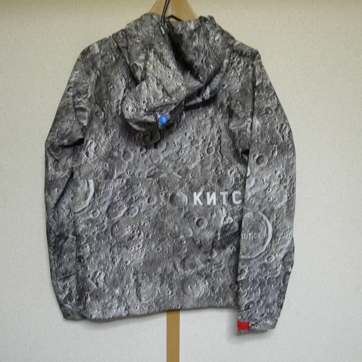 Kinetics × Columbia Tyger SweepTM Jacket タイガースウィープジャケット 月面柄 キネティックス コラボ_画像4