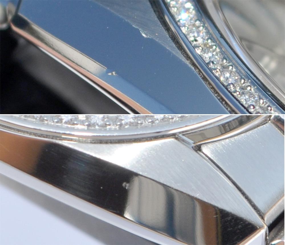 グランドセイコー レディース 4J51 STGF063 ダイヤベゼル マスターショップモデル 箱/保_画像6