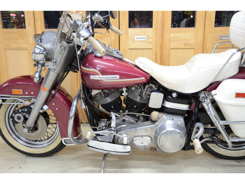 1975年式FLH 現状販売限定価格【A-232】_画像10